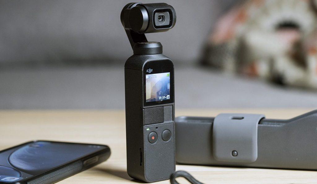 Osmo Pocket vs Osmo Mobile 2