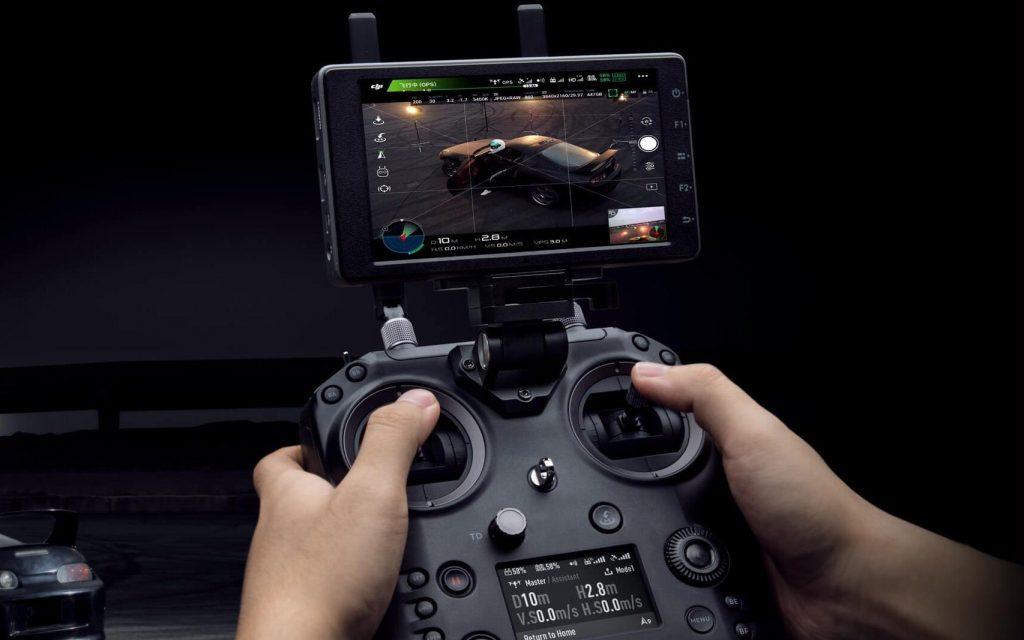 Обзор промышленных дронов серии DJI Matrice 200 V2