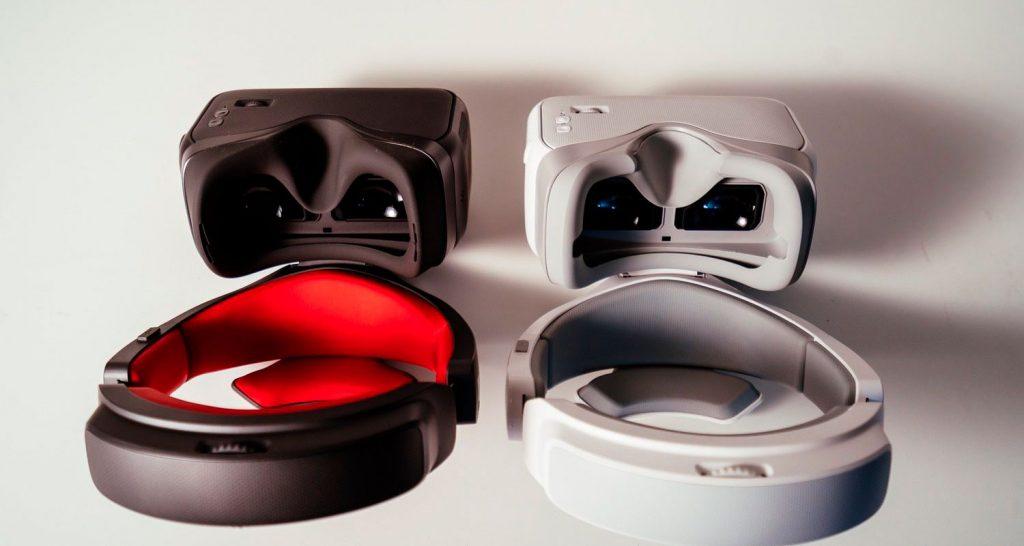 Очки DJI Goggles и DJI Goggles RE - у второго поколения внутри произошли изменения для большего удобства пользователя