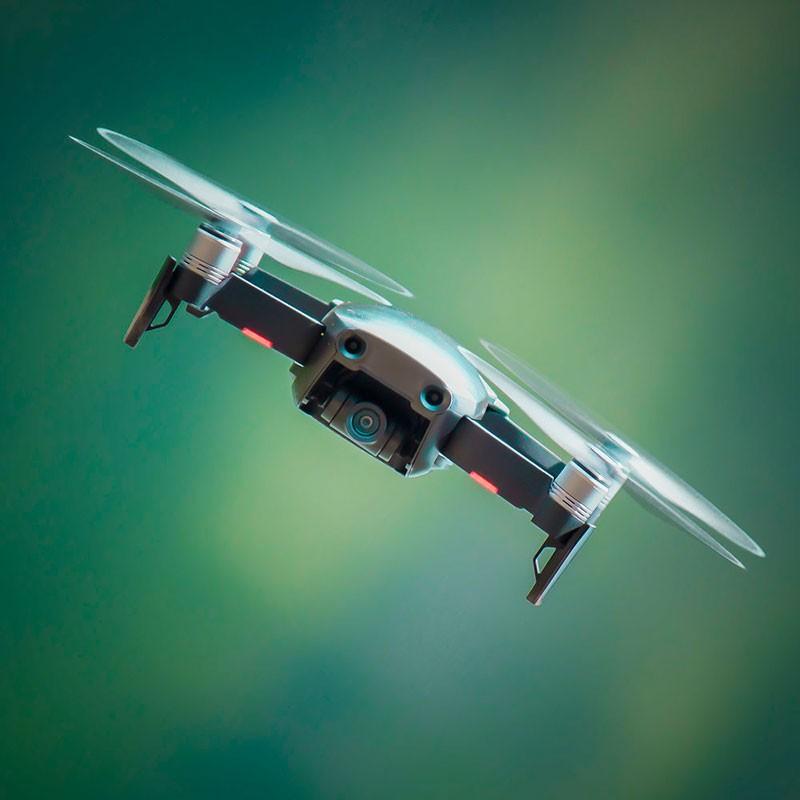 DJI Mavic Air - компактный, мощный и простой в управлении дрон для начинающих любителей аэрофотосъемки