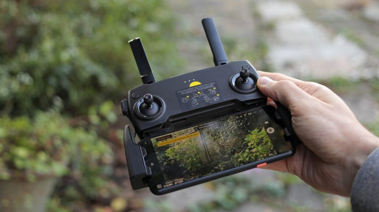 Удобный складной пульт дистанционного управления для DJI Mavic Mini