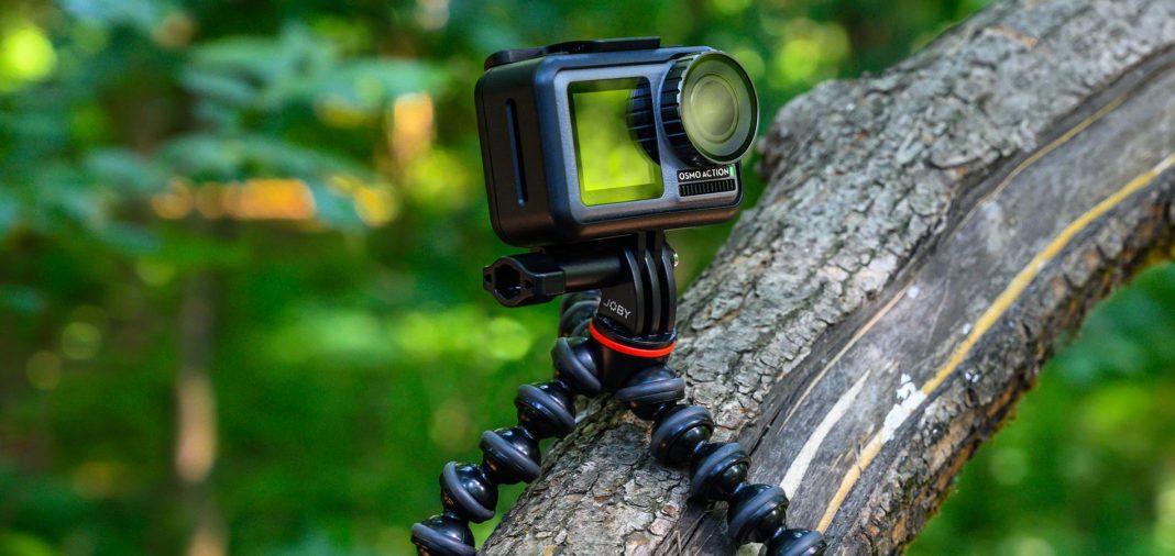 Преимущества экшн-камеры DJI Osmo Action