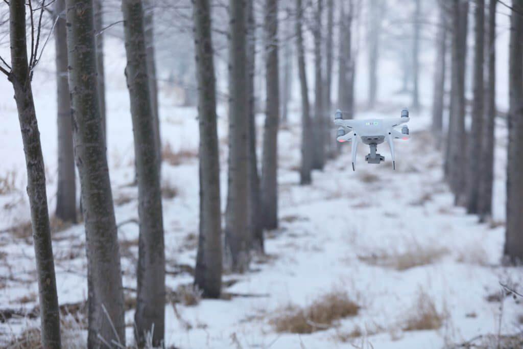 Зима - прекрасное время года, особенно если можно снять превосходные заснеженные пейзажи