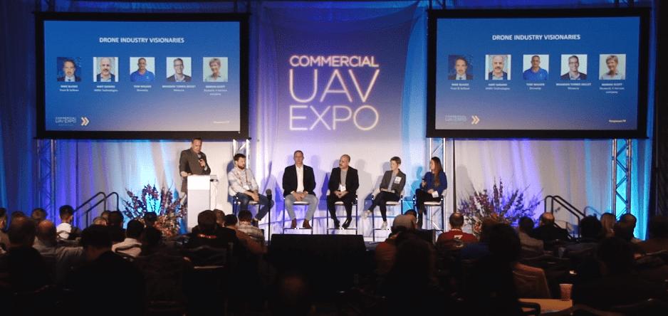 ommercial UAV Expo Americas 2019