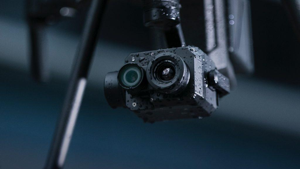 Zenmuse XT2 в качестве основной камеры промышленного дрона DJI Matrice 200