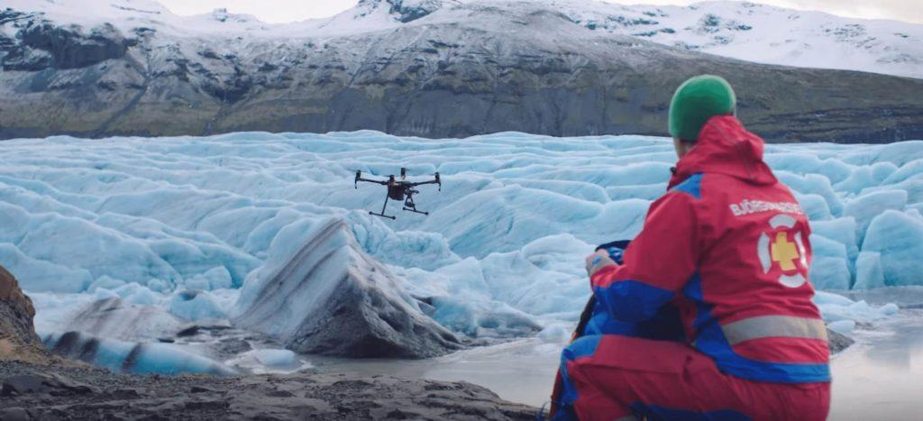 Всепогодные дроны серии DJI Matrice 200 V2 могут помогать службам спасения в любое время и в любую погоду