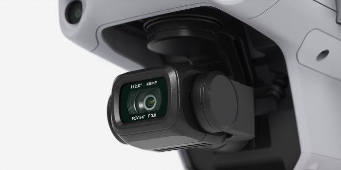Камера и подвес DJI Mavic Air 2 - детальный вид
