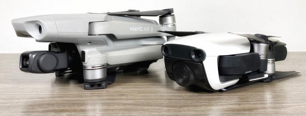 DJI Mavic Air 2 vs Mavic Air
