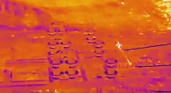 Рекомендации по использованию тепловизионных камер DJI