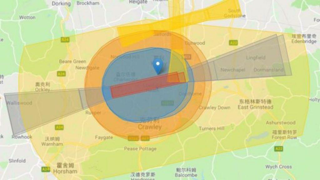 Система DJI Geofencing (система геозонирования) для ориентирования пилотов о запретных для полетов зонах - была одним из первых решений в области безопасности