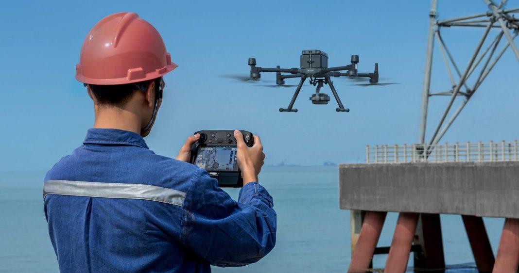 Matrice 300 RTK: революция стандартов безопасности коммерческих дронов
