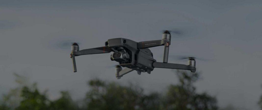 Как можно использовать тепловизионную камеру дрона DJI Mavic 2 Enterprise Dual