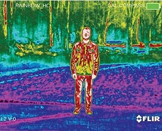 Изображение в палитре Rainbow HC
