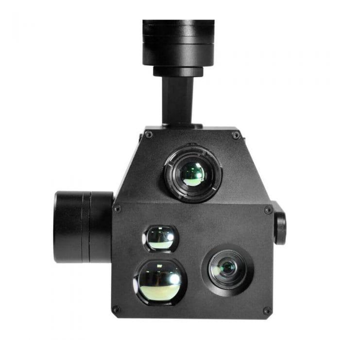 Сравнение тепловизионных камер DJI и ViewPro
