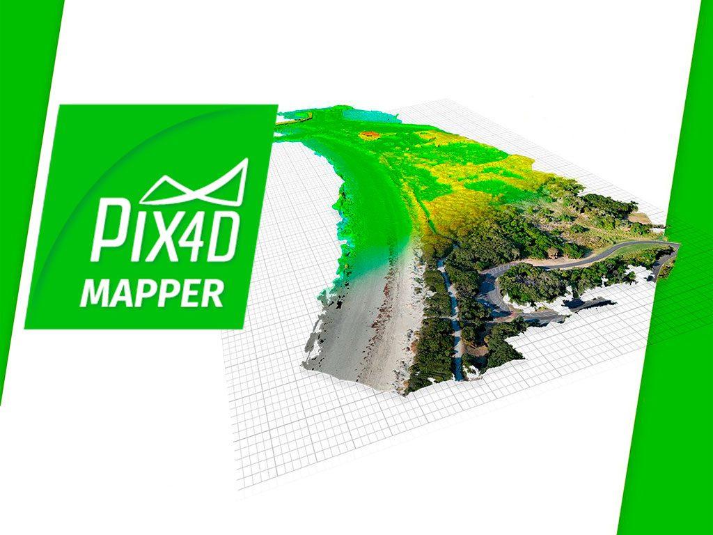Сравниваем программы для картографии и геодезических исследований совместимые с дронами DJI: Pix4D, Drone Deploy и DJI Terra