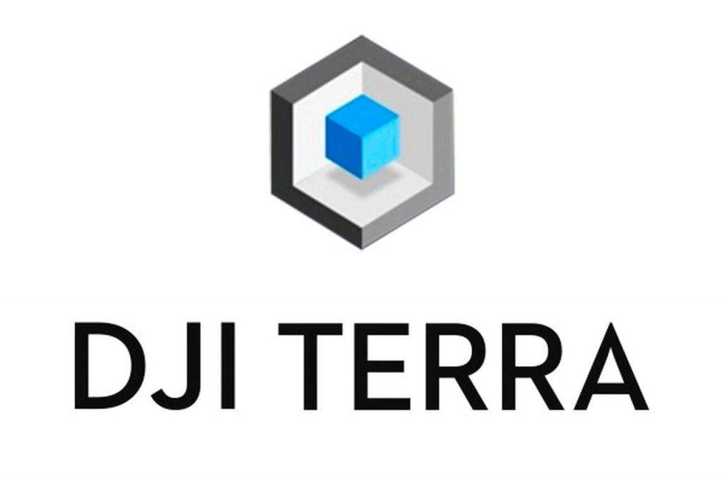 DJI Terra - логотип