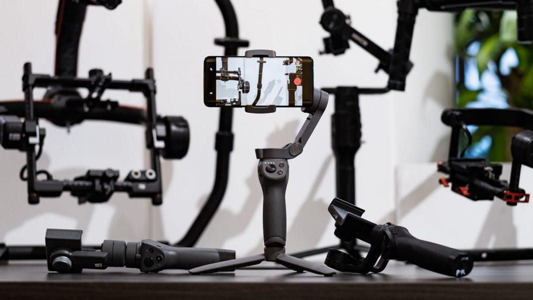 Обзор лучших стабилизаторов DJI для смартфонов и камер