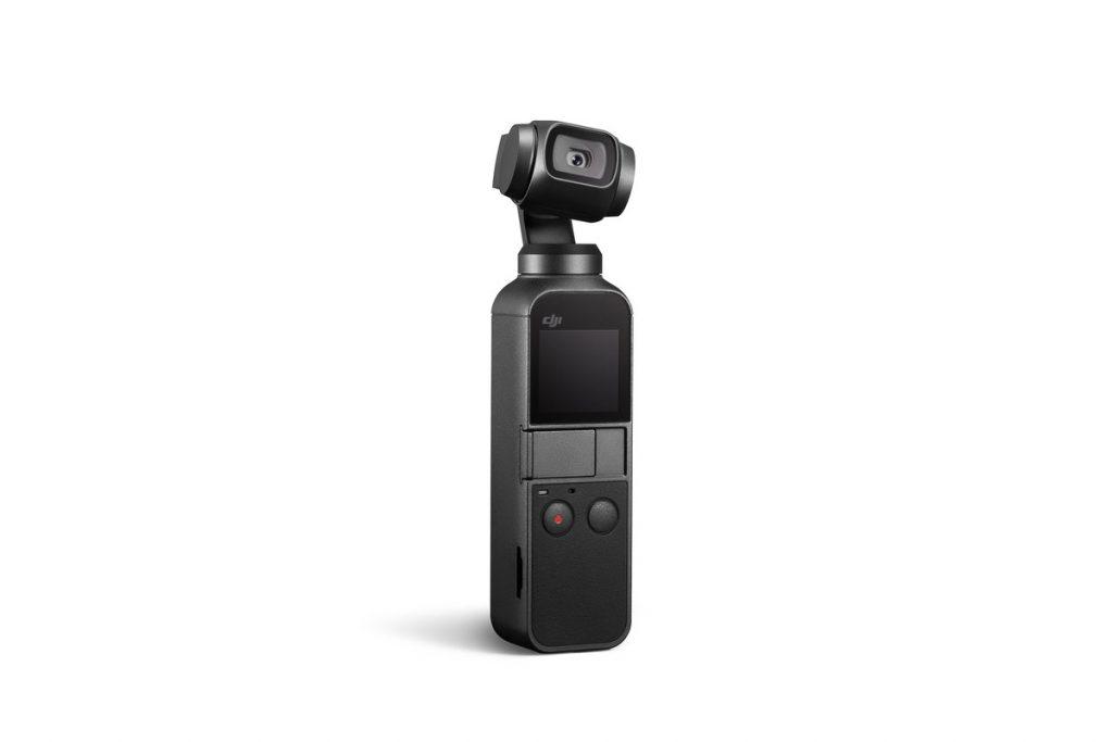 Сверхкомпактный Osmo Pocket со встроенной камерой