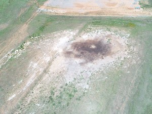 Протечка в подземных трубах может стать  причиной катастрофических последствий для  сельскохозяйственных угодий и частных земель.