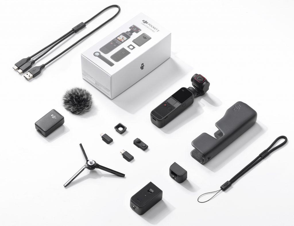 Комплект DJI Pocket 2 Creator's Kit Edition