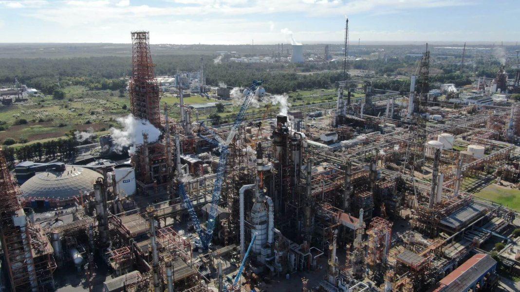 Безопасное и эффективное инспектирование в нефтегазовой отрасли с применением дронов: аргентинский опыт