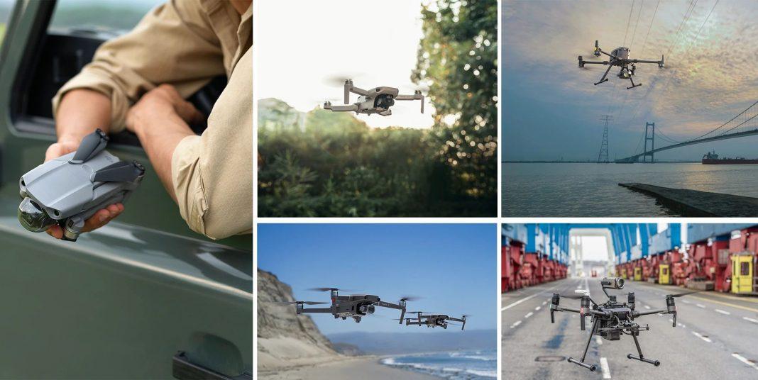 Как выбрать правильный дрон в 2020 году: актуальный гид по моделям беспилотников DJI. Часть 1
