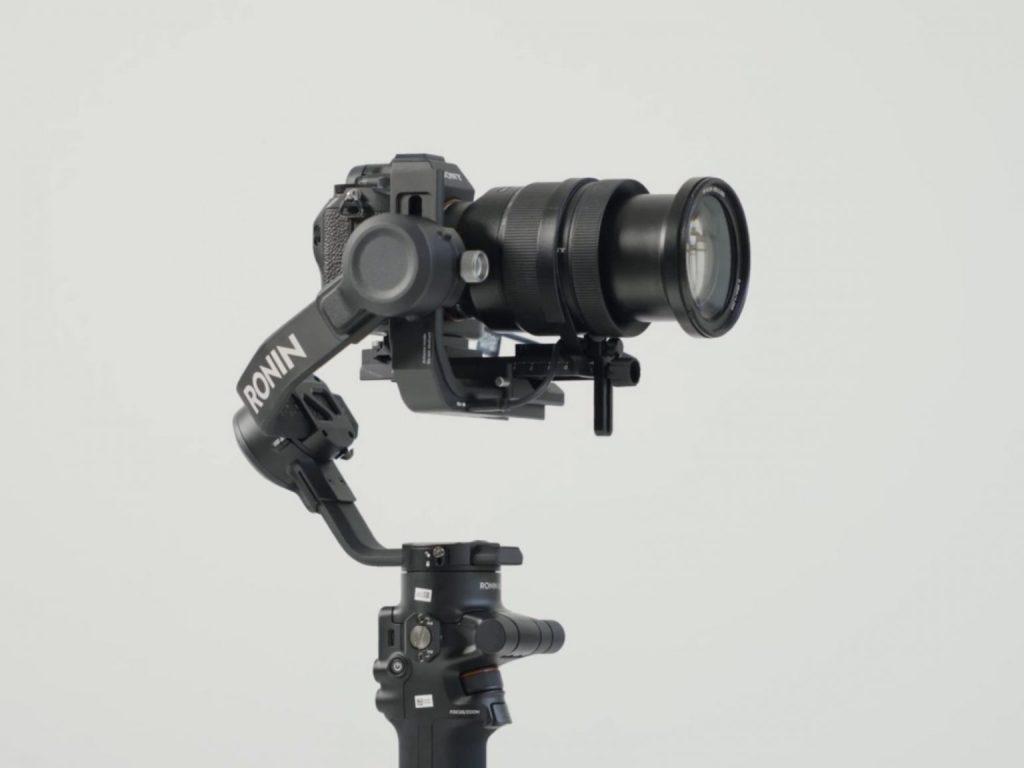 Максимальная полезная нагрузка RSC 2, которая была достигнута в ходе тестов, составила 3 кг. Это позволяет использовать тяжелые камеры и специальные объективы
