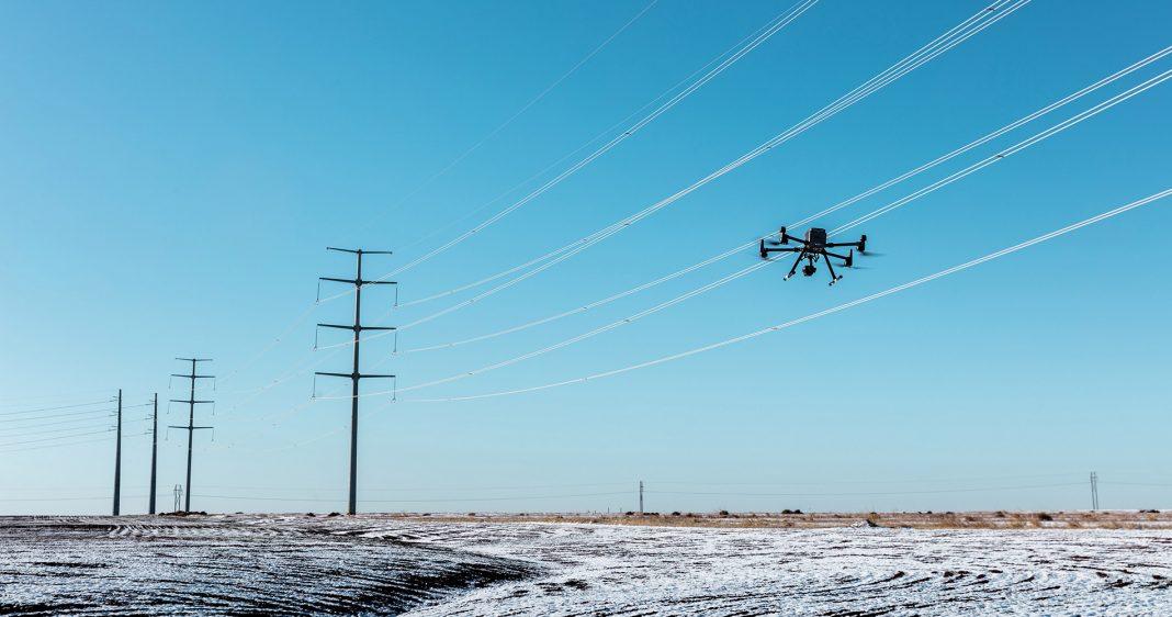 Как управлять промышленными дронами DJI в зимний период