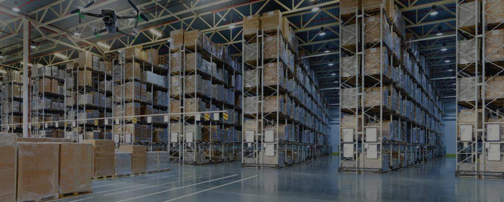 Современные склады все чаще растут в высоту, что представляет определенные проблемы при проведении инвентаризации традиционными методами вручную