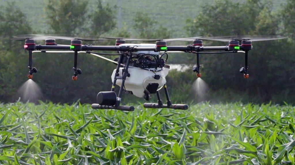 Мощные сельскохозяйственные дроны DJI подлежат обязательной регистрации на территории РФ