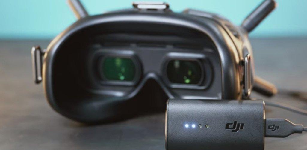 Как подключить к дрону DJI FPV очки и пульт управления