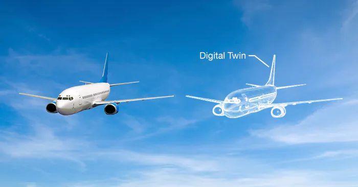 Пример создания цифрового двойника (Digital Twin) в аэрокосмической отрасли