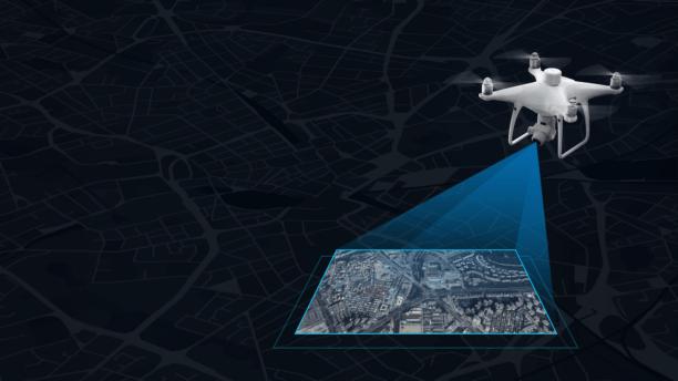 DJI Phantom 4 RTK - компактный геодезический дрон со встроенным GNSS-модулем