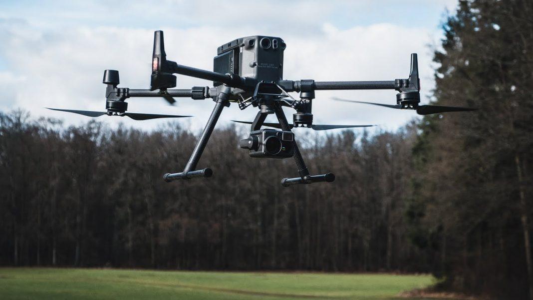 Применение беспилотников по созданию цифровых моделей местности, контуров и объемному измерению запасов